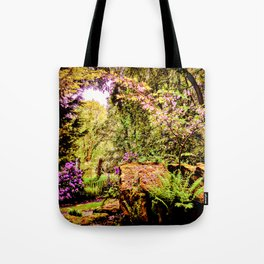Essence of Nature Tote Bag