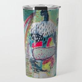 Color Puff by Ashley Reynolds Travel Mug