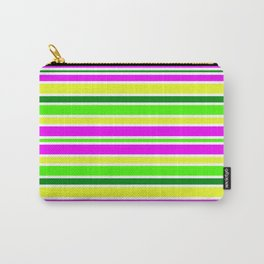 Simply Candy Stripes Carry-All Pouch