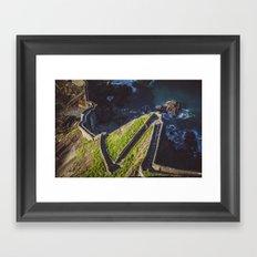 Matin Noir II Framed Art Print