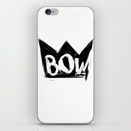 Bow iPhone Skin