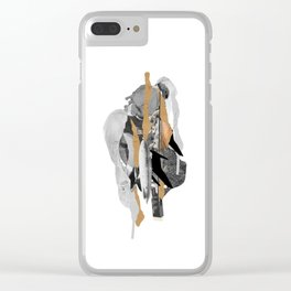 Conversation with father Clear iPhone Case