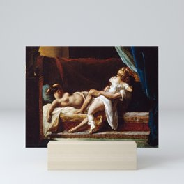 Théodore Géricault Three Lovers Mini Art Print
