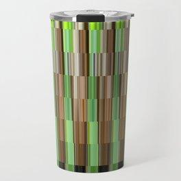 Kaleidoscope   Lotus Seed Pod Travel Mug