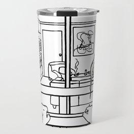 4EVER A VOYEUR Travel Mug