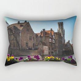Rozenhoedkaai View Rectangular Pillow