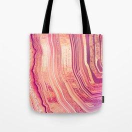 Tribeca Rose Geode Tote Bag