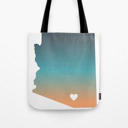 Arizona - Tucson Tote Bag
