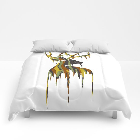 Painted Stag Comforters