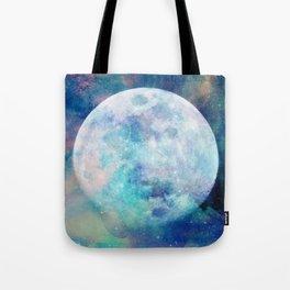 Moon + Stars Tote Bag