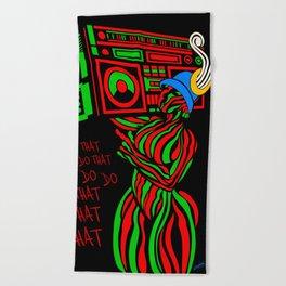 Tribe RADIO Solid Beach Towel