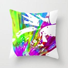 Hip-Hop Dance Throw Pillow