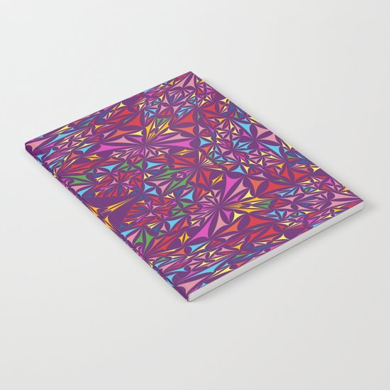 Kaleidoscope Notebook