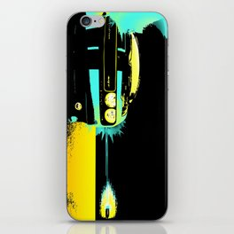 Time Lapse Bullet iPhone Skin