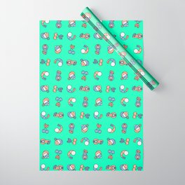 Pegacica Wrapping Paper