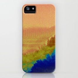 VHS Dream iPhone Case