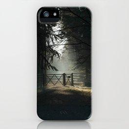 Sunlit Gateway 2 iPhone Case