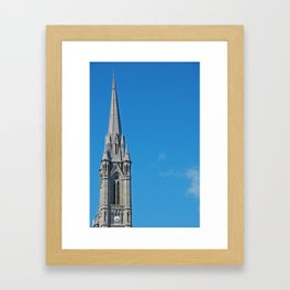 St Colman's Cathedral, Cobh Framed Art Print