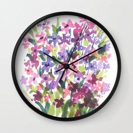Multi Pretties Wall Clock