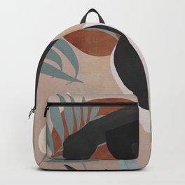 Tropical Girl 4 Backpack