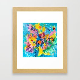 Tree of Hope Framed Art Print
