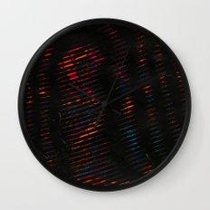 Heat Wall Clock