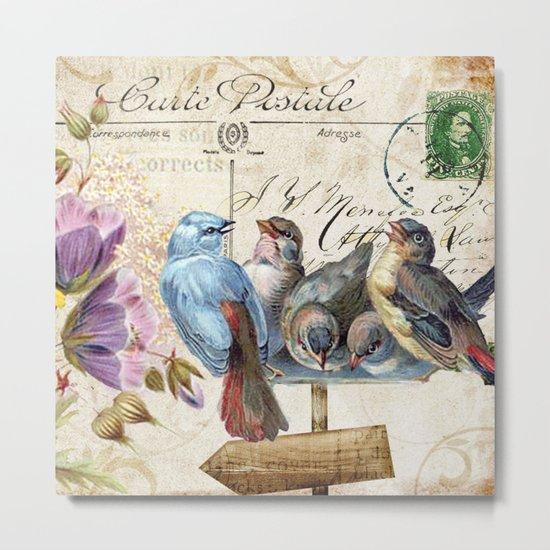 Sweet bird #3 Metal Print