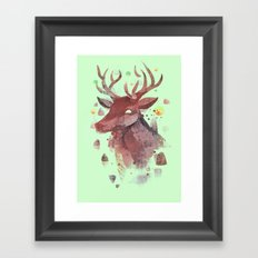 ▲Verspectivo #1 Framed Art Print
