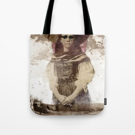 She Was the Light of the World Tote Bag