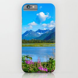 God's Country - II, Alaska iPhone Case