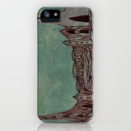 town iPhone Case