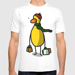 Shopper Duck | Veronica Nagorny T-shirt