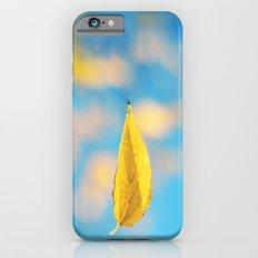 Yellow & blue iPhone 6s Slim Case