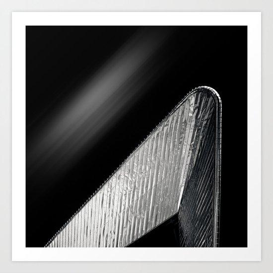 stationhal rotterdam Art Print