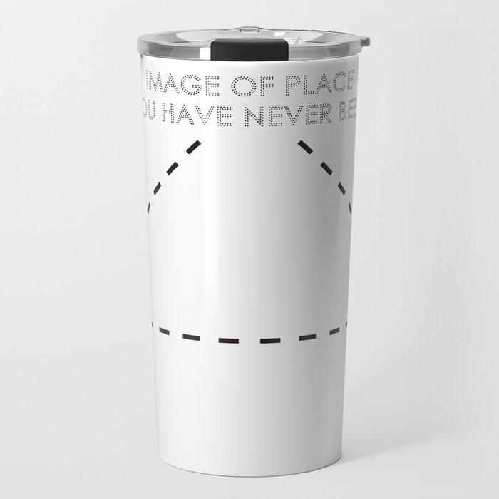 GENERIC PRINT  Travel Mug