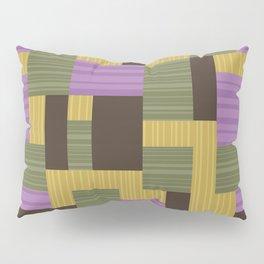 Geometric Midcentury Pattern 1 Pillow Sham