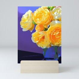 Flamboyant Rose Mini Art Print
