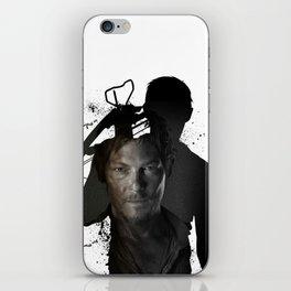 Walking Dead Daryl Dixon iPhone Skin
