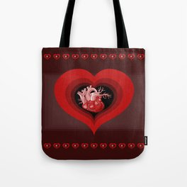 Delicious Valentine Tote Bag