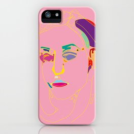 Introspection iPhone Case