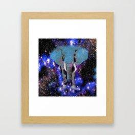 Elephant #6 Framed Art Print