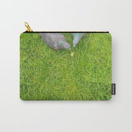 Two Pigeons Carry-All Pouch