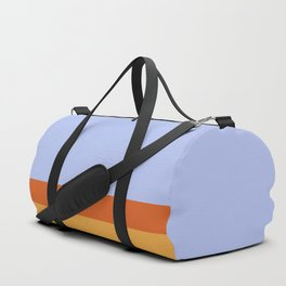 Summer 1973 Color Block Duffle Bag