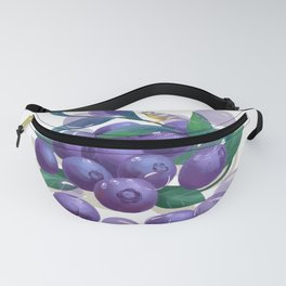 Creative Fruit // Blueberry Fanny Pack