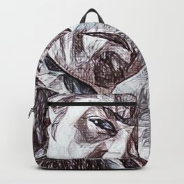 Justified - Timothy Olyphant Backpack