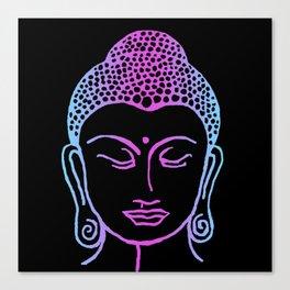 Buddha Glow Canvas Print