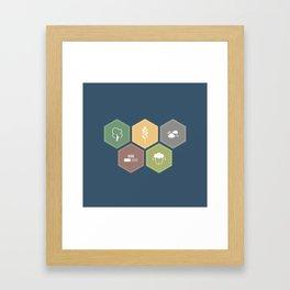 Economics Framed Art Print