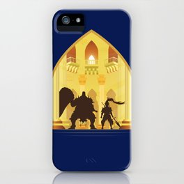 Ornstein and Smough (Dark Souls) iPhone Case