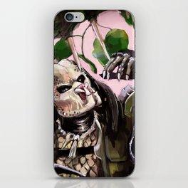 spikes iPhone Skin