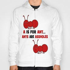 A is For Ant Hoody